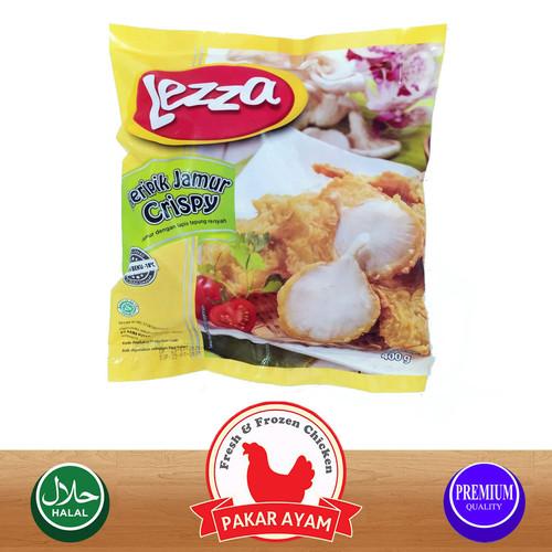 Foto Produk LEZZA JAMUR KERIPIK KRISPI KEMASAN PREMIUM HIGH QUALITY dari Pakar Ayam