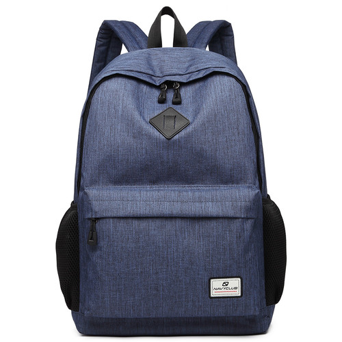 Foto Produk Navy Club Tas Ransel-Tas Laptop Trendy EIBB Backpack Up to 14 inch - Biru dari Navy Club Official Store