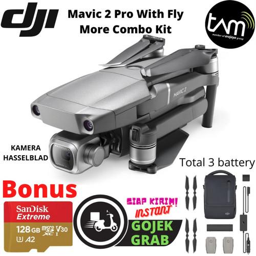 Foto Produk DJI Mavic 2 Pro fly more combo dari HobbyMall