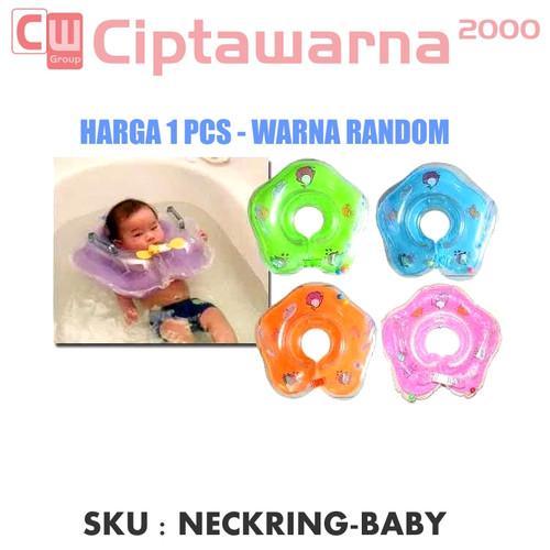 Foto Produk Neckring Bentuk Bintang Ban Pelampung Renang Leher Anak Bayi Baby Spa dari Cipta Warna