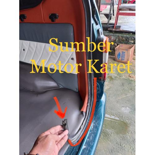 Foto Produk Karet Pintu Bagasi Kijang Kapsul dari Sumber motor karet