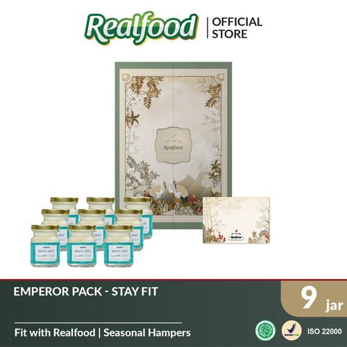 Foto Produk Realfood Emperor Hampers 9 Jars Stay Fit dari Realfood