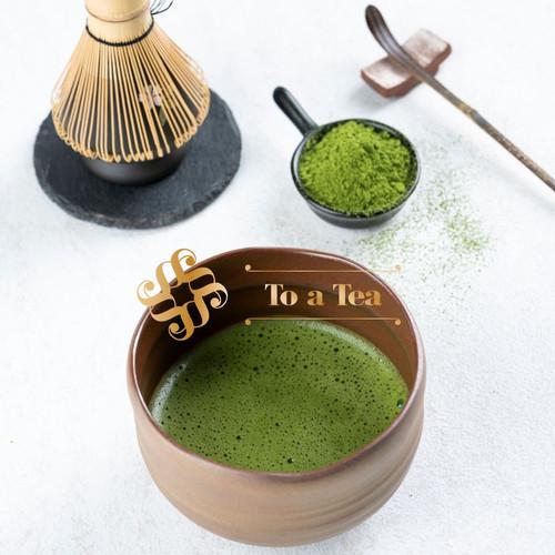 Foto Produk Kazu Matcha - Premium Japanese Matcha Powder 100g dari To A Tea
