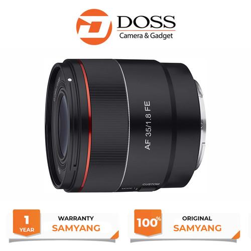 Foto Produk Samyang AF 35mm F1.8 FE Lens for Sony E Mount dari DOSS