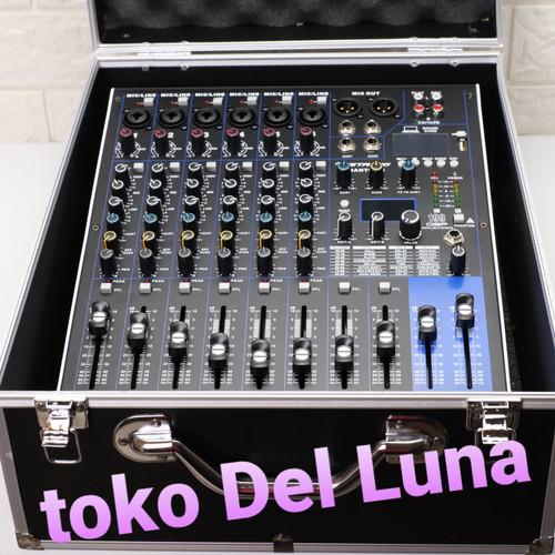 Foto Produk mixer 6ch + effect 199dsp ZETAPRO PHANTOM 6 ORIGINAL dari toko DeL Luna