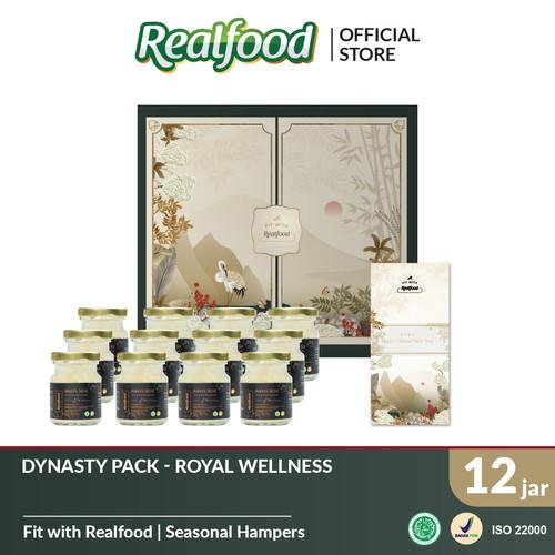 Foto Produk Realfood Dynasty Hampers 12 Jars Royal Wellness dari Realfood