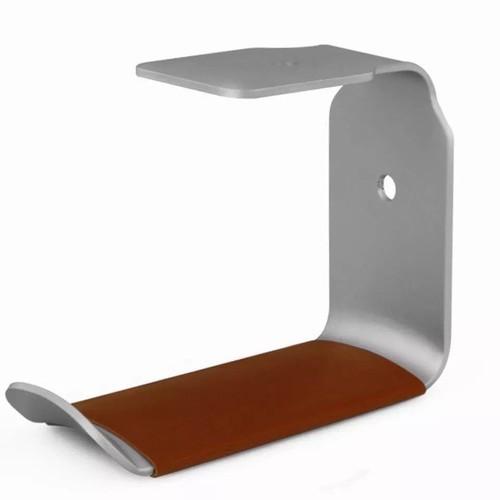 Foto Produk Wall Hanger Headphone Earphone / Gantungan Headphone Headset - SILVER dari docker