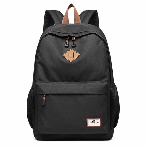 Foto Produk Navy Club Tas Ransel-Tas Laptop Trendy EIBB Backpack Up to 14 inch - Hitam dari Navy Club Official Store