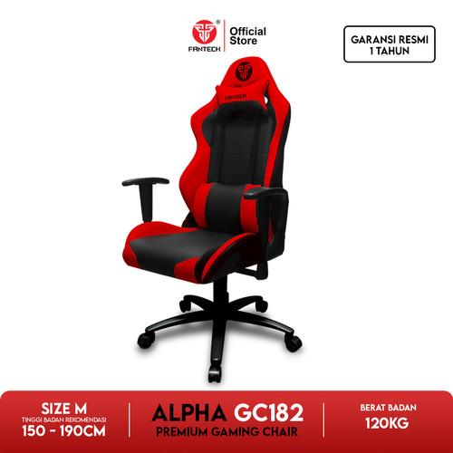 Foto Produk Gaming Chair Fantech GC-182 - Merah dari Fantech Official Store