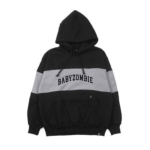 Foto Produk BABY ZOMBIE - College Pullover Hoodie - M dari Baby Zombie Co.
