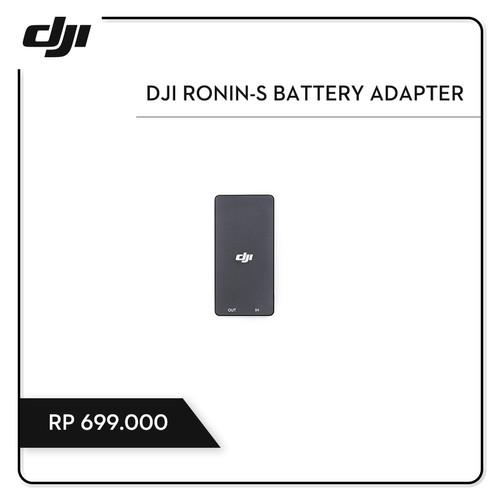 Foto Produk DJI Ronin-S Battery Adapter dari DJI Authorized Store JKT