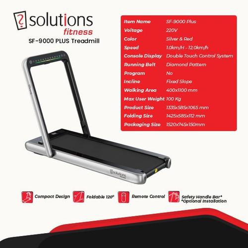 Foto Produk Foldable Treadmill - SF-9000 Plus dari Advance Estore