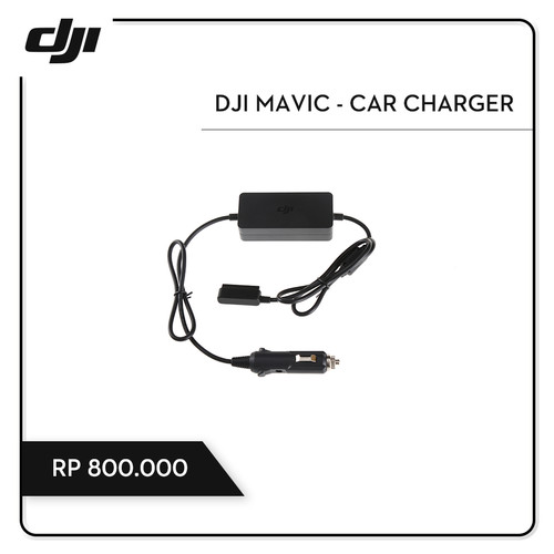 Foto Produk DJI Mavic - Car Charger dari DJI Authorized Store JKT