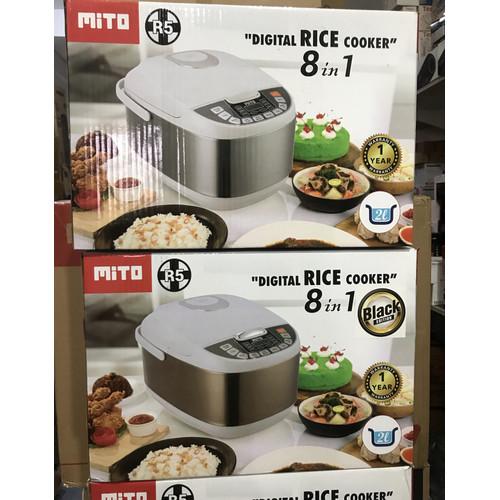 Foto Produk rice cooker digital mito r5+ dari toko semua elektronik