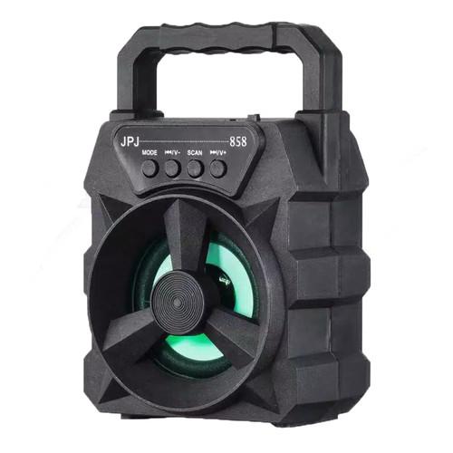 Foto Produk Speaker Bluetooth JPJ-858 - Speaker Bluetooth Free Microphone dari PINZY Official Store
