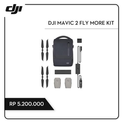 Foto Produk DJI Mavic 2 Fly More Kit dari DJI Authorized Store JKT