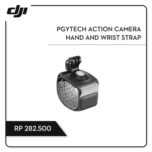 Foto Produk PGYTECH Action Camera Hand and Wrist Strap dari DJI Authorized Store JKT