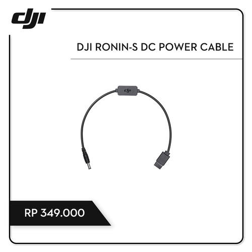 Foto Produk DJI Ronin-S DC Power Cable dari DJI Authorized Store JKT