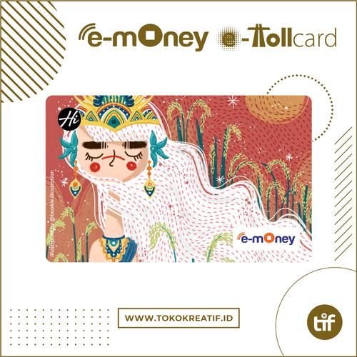 "Foto Produk eMoney eToll Mandiri ""Dewi Sri"" dari TokoKreatif ID"