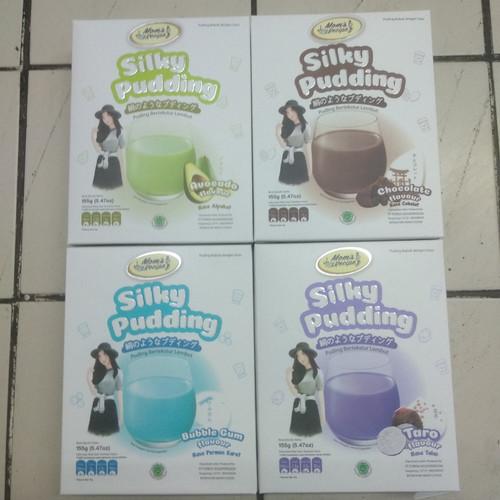 Foto Produk Silky Pudding 155g dari cubeecubee