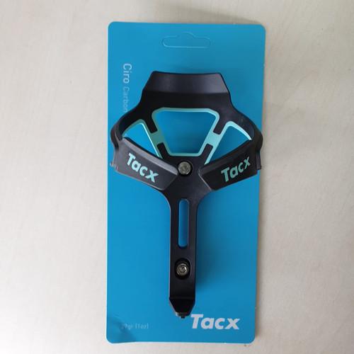 Foto Produk BOTTLE CAGES TACX CIRO CARBON MATT ALL COLOR - CELESTE dari Technobike
