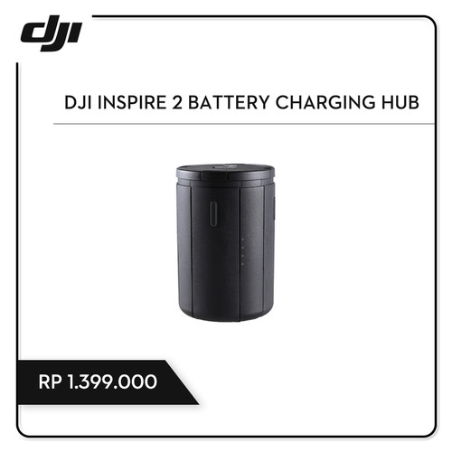 Foto Produk DJI Inspire 2 Battery Charging Hub dari DJI Authorized Store JKT