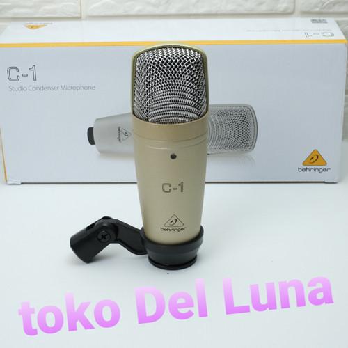Foto Produk mic condensor BEHRINGER C1 ORIGINAL dari toko DeL Luna
