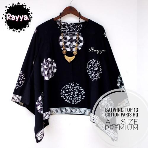 Foto Produk top blouse batik premium paris dari okeyashop