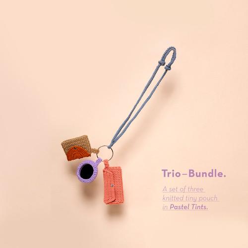 Foto Produk Saat Senggang bersama Mutual Beaute: Trio Bundle- Pastel Tints dari Utterly Me