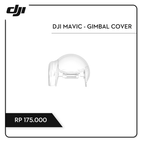 Foto Produk DJI Mavic - Gimbal Cover dari DJI Authorized Store JKT
