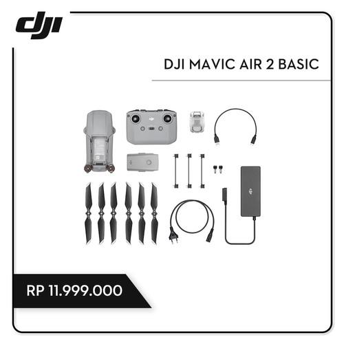 Foto Produk DJI Mavic Air 2 Basic dari DJI Authorized Store JKT