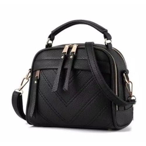 Foto Produk TAS MILA - Tas Selempang Wanita hand bag - cream dari x_cell mandiri