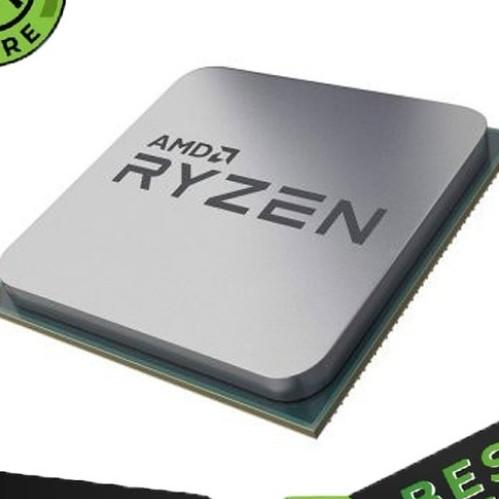 Foto Produk AMD Ryzen 5 3400G 3.7Ghz Up To 4.2Ghz Cache 4Mb 65W AM4 Tray dari GCG ASIA SHOP
