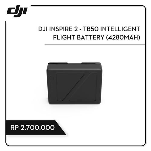 Foto Produk DJI Inspire 2 - TB50 Intelligent Flight Battery (4280mAh) dari DJI Authorized Store JKT
