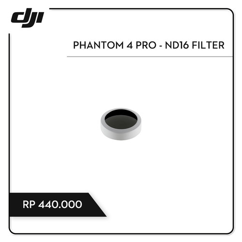 Foto Produk Phantom 4 Pro - ND16 Filter dari DJI Authorized Store JKT