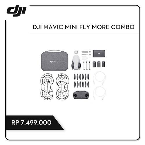 Foto Produk DJI Mavic Mini Fly More Combo dari DJI Authorized Store JKT
