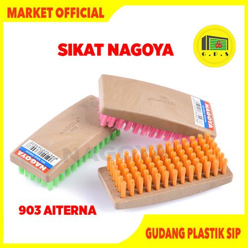 Foto Produk Sikat Nilon Baju / Serbaguna / Lantai Aiterna Nagoya 903 dari Gudang Plastik SIP