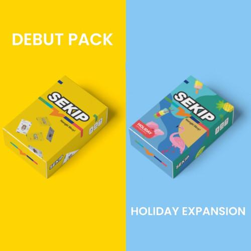 Foto Produk SEKIP Drinking Card Permainan Kartu Board Game Truth or Dare - +sekip holiday dari ARCANUM HOBBIES