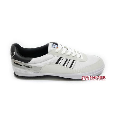 Foto Produk Sepatu Capung - Kodachi 8116 - Putih Hitam Hitam - 41 dari Makmur Sepatu Sandal