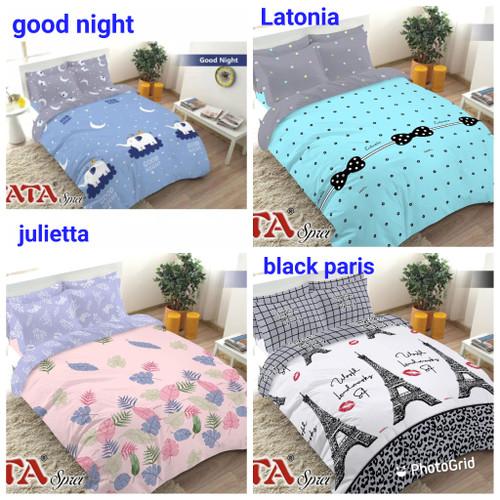 Foto Produk BED COVER ONLY FATA MINIMALIS UKURAN SINGLE dari gudang bed cover