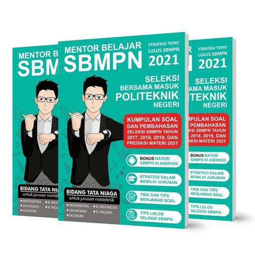 Foto Produk Buku SBMPN dan UMPN Tata Niaga 2021 dari ABDIM_STORE