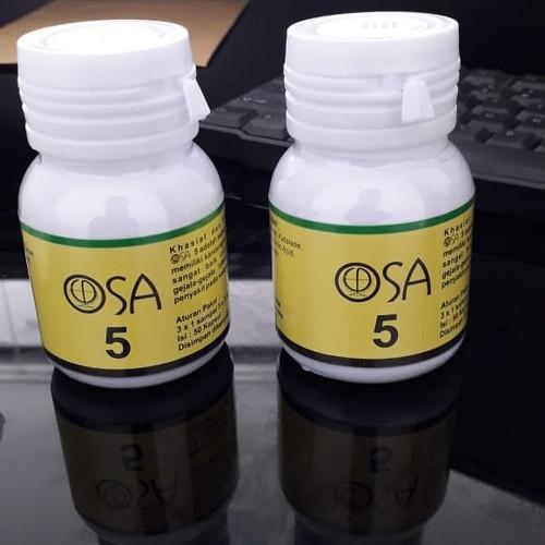 Foto Produk OSA 5 Obat Cacing Untuk Typus dari Klabmata Inc