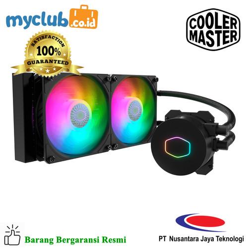 Foto Produk Cooler Master MasterLiquid ML240L ARGB V2 [MLW-D24M-A18PA-R2] dari Myclub