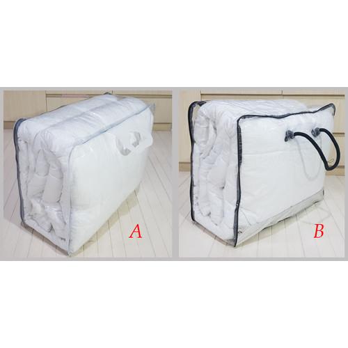 Foto Produk Tas bedcover / plastik bedcover ukuran double / besar dari Makmur Tanah Abang