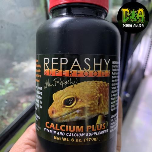Foto Produk Repashy Super Food Calcium Plus 170g dari Dunia Anura