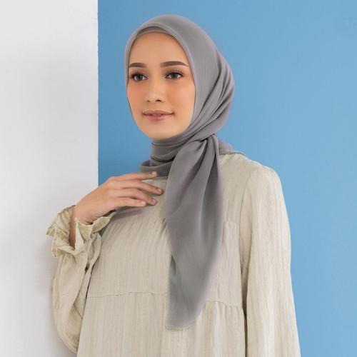 Foto Produk Jilbab Kerudung Segi empat Bella Double Hycon bukan rawis ansania dari Hijab Van Java