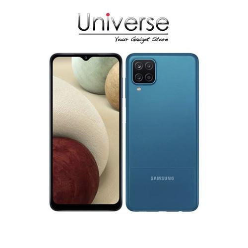 Foto Produk Samsung Galaxy A12 4/128 GB - Garansi Resmi Samsung Indonesia (SEIN) - Hitam dari Universe Store