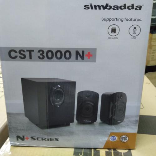 Foto Produk Speaker simbadda Cst 3000n+ With Bluetooth receiver dari TOKOSALIM