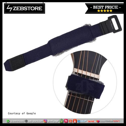 Foto Produk Fret Fretwraps String Mute Wraps Dampener Fretboard D1 dari Zeb Hobbies Store