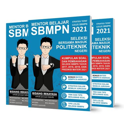 Foto Produk Buku SBMPN dan UMPN Rekayasa 2021 dari ABDIM_STORE